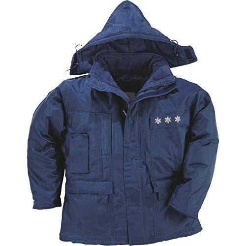Delta plus indumentaria tecnica - Parka poliamida oxford 3 módulos thinsalate azul marino xl