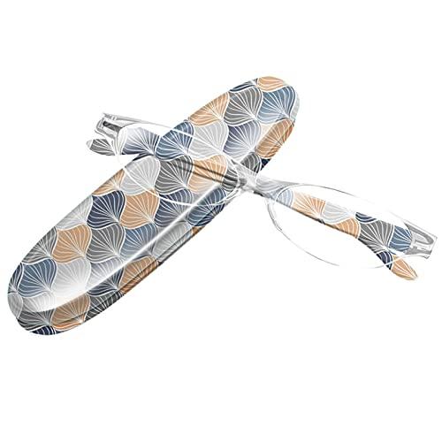 NWB Gafas de Lectura con Bloqueo de Luz Azul De Moda, 1.5, Lectores de Anteojos Livianos, Anti Fatiga Visual/Sequedad/Deslumbramiento, Bisagra De Resorte, Unisex, 1.0, 3.5