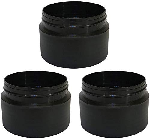 4more Dosenadapter für Yeti Colster – perfekt für 454 ml Basteldosen für Bier und Energy-Drinks! Adapter nur zum Patent angemeldet, Black 3-Pack