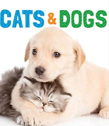 Cats and Dogs: Recommended for classic children's picture books (English Edition)