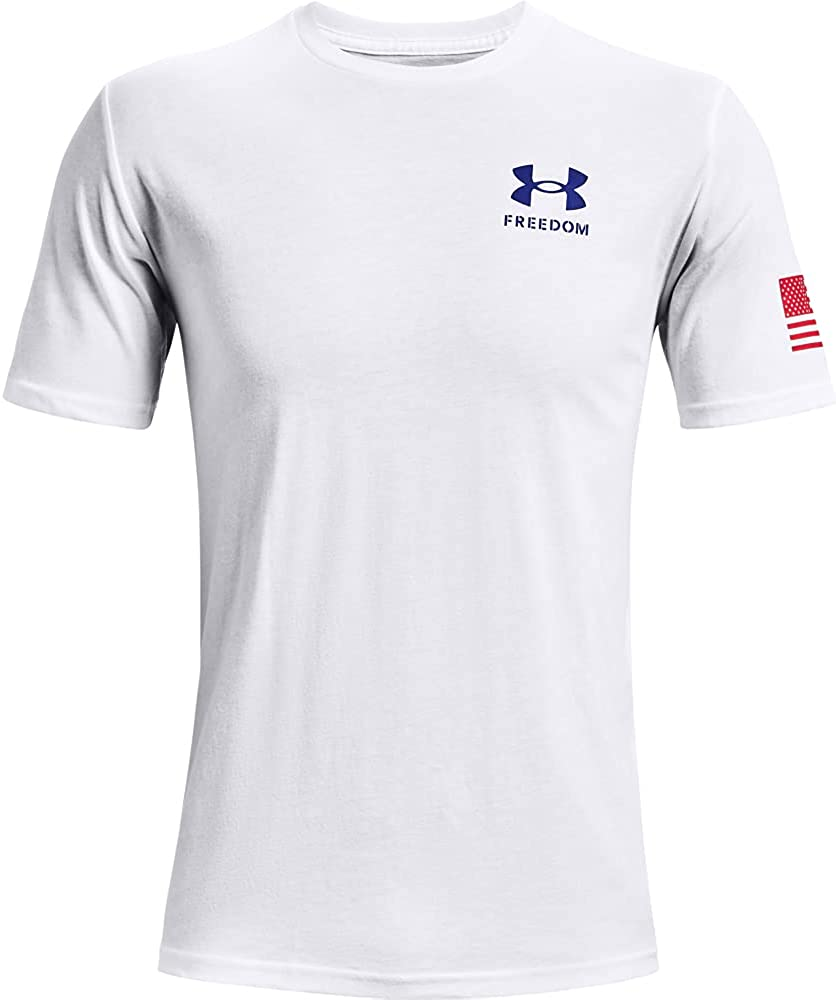 Under Armour Men's New Freedom Flag T-Shirt