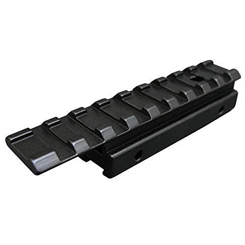Seben Adapter 11mm Prismenschiene zu Weaver Picatinny Zielfernrohr Montage RSM06