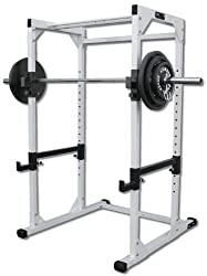 Deltech Power Rack for those serious about free-weights.