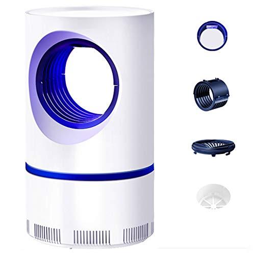 Zzmop USB Mückenlampe, Licht UV Insektenlampe, Tragbare Insektenfalle Lampe, Insektenfalle Mückenlampe Fluginsektenvernichter