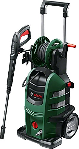 Bosch Advanced Aquatak 160 High Pressure Washer (Green, Plastic)
