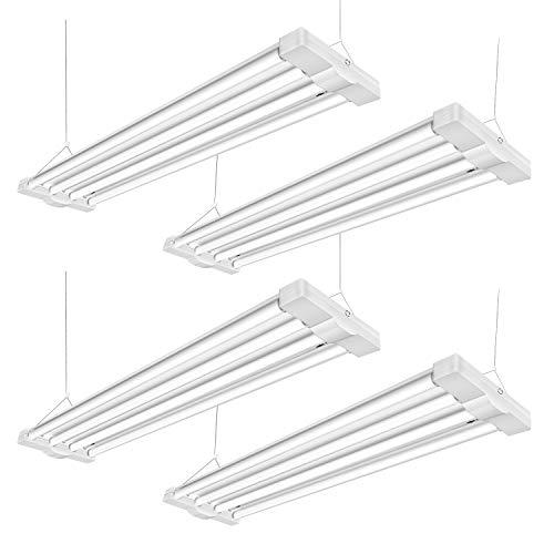 ANTLUX 80W 4ft LED Shop Light Fixture for Garage,...