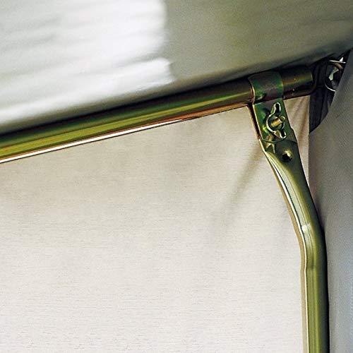 BERGER Andruckstange 167-250 cm Zusatzgestänge 22x1mm Gestänge Stange Stahl Vorzelt Camping Caravan