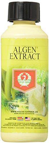 House & Garden Algen Extrakt Seetang Hydrokultur Pflanze Nährstoff 250ml–Liter