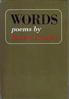 Words: Poems. 0684100908 Book Cover