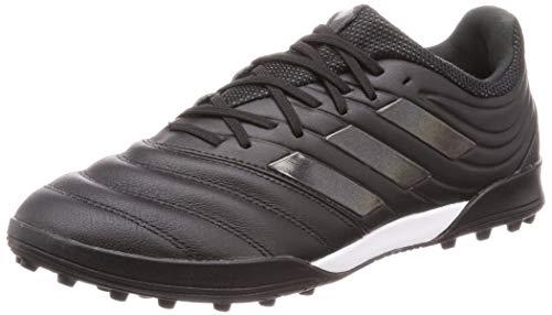 adidas Herren COPA 19.3 TF Fußballschuhe, Mehrfarbig (Core Black/Core Black/Grey Six D98063), 42 EU