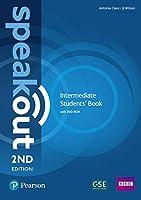 Speakout (2E) Intermediate Course Book with DVD-ROM