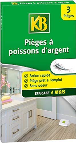 KB Pièges à Poissons d'argent, x3