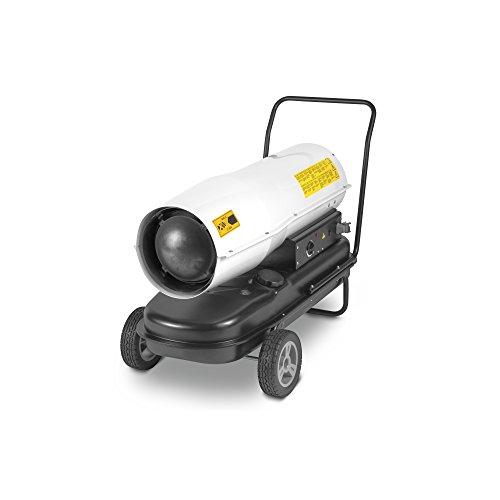 TROTEC Calefactor de gasoil directo IDE 60 D Potencia térmica nominal de 60 kW