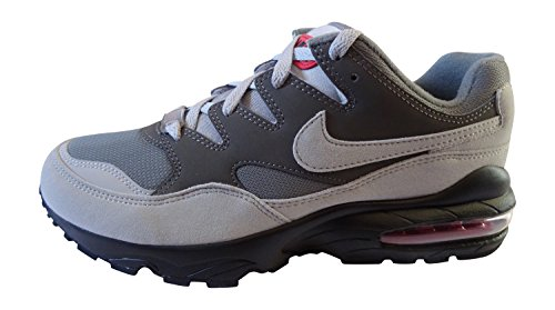 Nike Air Max 94 Herren Turnschuhe 747997 Turnschuhe - Sport-rot 002, 42