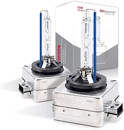 D1S Hid Xenon Brenner Scheinwerferlampe -8000K 35W...