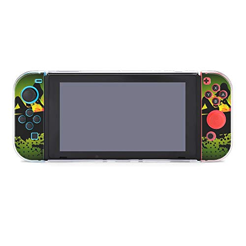 Funda protectora para Nintendo Switch, Sexy Woman Durable Case Cover para Nintendo Switch y Joy Con