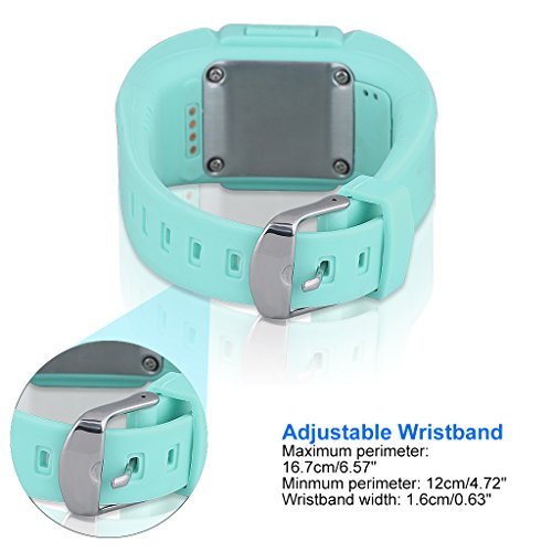 Excelvan Huppy - Reloj Inteligente Smartwatch para Niños (Pantalla ...