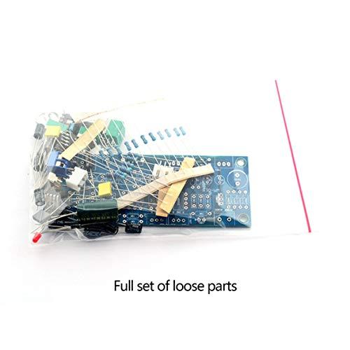 Rouku 2.1-Kanal-Subwoofer-Vorverstärkerplatine Tiefpassfilter Pre-AMP-Verstärkerplatine Tiefpassfilter Bass-Vorverstärker NE5532