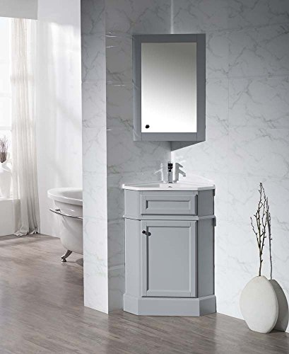 Corner Bathroom Vanities 3