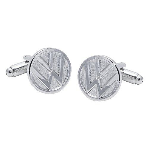 Cheesy Cufflinks Herren-Manschettenknöpfe mit Volkswagen-Logo