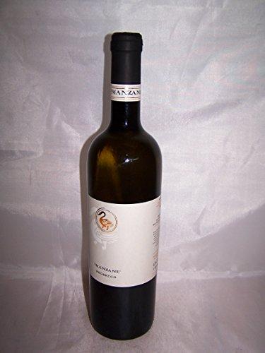 Prosecco 75 cl Le Manzane 2014 Bianco Treviso Doc = 7.47 €/L