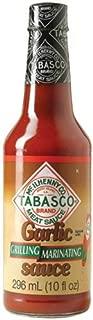 tabasco garlic grilling marinating sauce