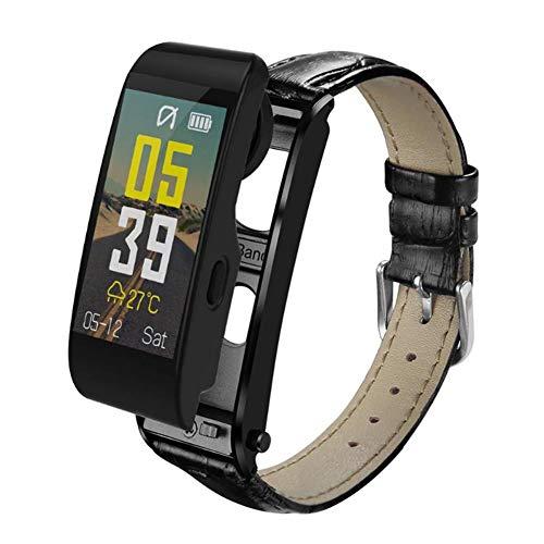 IGRNG Mini Smartwatch Zeichnet Exakt Ihre Trainingsinformationen wie Schritte, Kalorien, Entfernung und Schlaf,1