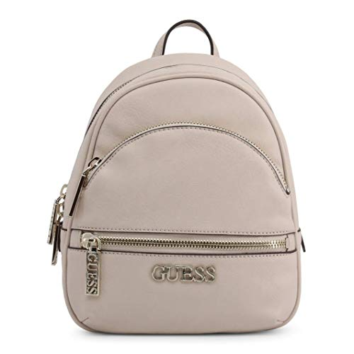 Guess Bags Manhattan Small Backpack, Large Mujer, Stone, Talla Única