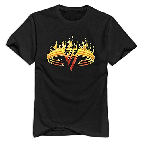 Sdmnsg_T Tshirt Van Ha-len 1978 Vin-Tage Logo Adulto Hombre Camisetas