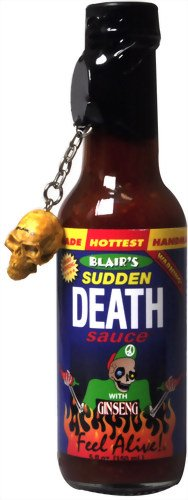 Blair's Sudden Death Sauce, 1er Pack (1 x 150 ml Flasche)