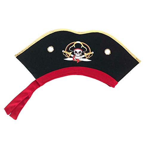 Liontouch 18104LT Chapeau Pirate Capitaine Cross Jouet Enfants   Ligne Costumes Enfants