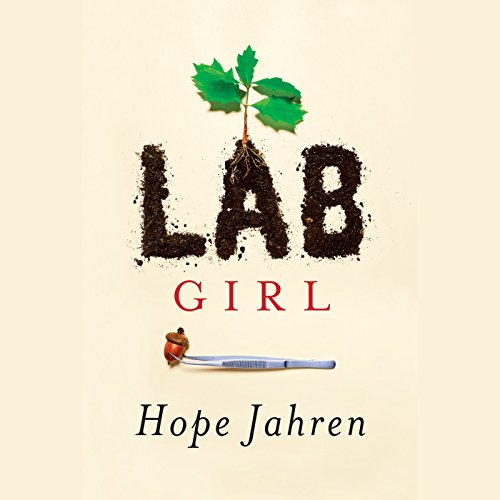 Couverture de Lab Girl