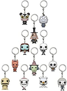 Funko Pop! Blindbag Keychain: Nightmare Before Christmas Mystery Vinyl Keychain