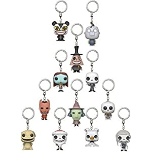 Funko 24316 The Nightmare Before Christmas - Mystery Keychains, Surtidos, 1 unidad 10