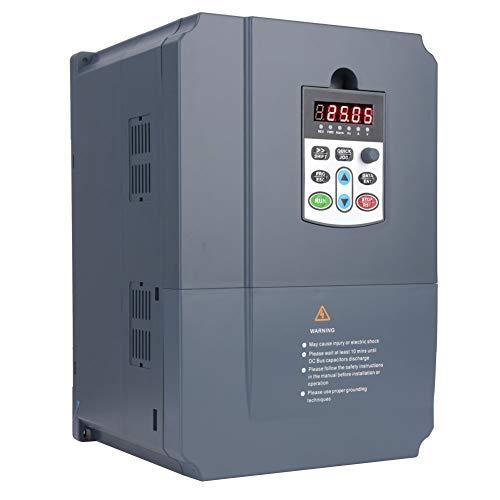 Inversor de frecuencia variable de entrada monofásica de 220V 7.5KW Salida trifásica para equipos de máquina