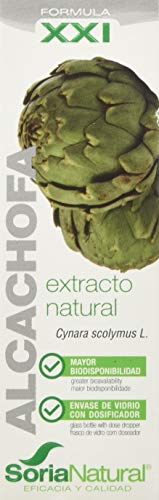 Soria Natural Extracto Alcachofa - 50 ml