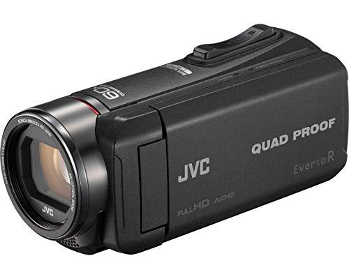 JVC GZ-R445BEK Memory Camcorder Bl