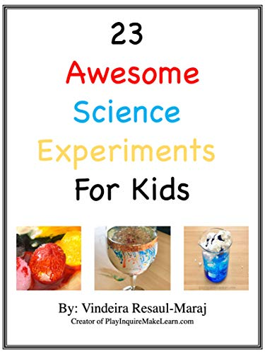 23 Awesome Science Experiments For Kids (English Edition)