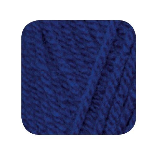 Hatnut XL 55 / Farbe 51 - blau (Wolle)