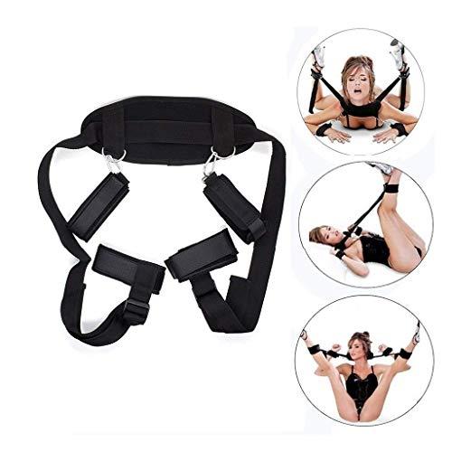 Toy- Masseur Bundle Rope Bed Binding Adult Produits de Sexe pour Femme Torturer Passion Jouet WZS 05.18