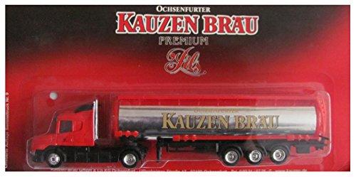 Kauzen Bräu Nr.14 - Premium Pils - Scania - Sattelzug mit Tankauflieger