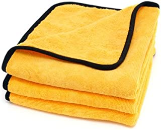 Cobra Gold Plush Jr. Microfiber Towels 3 Pack