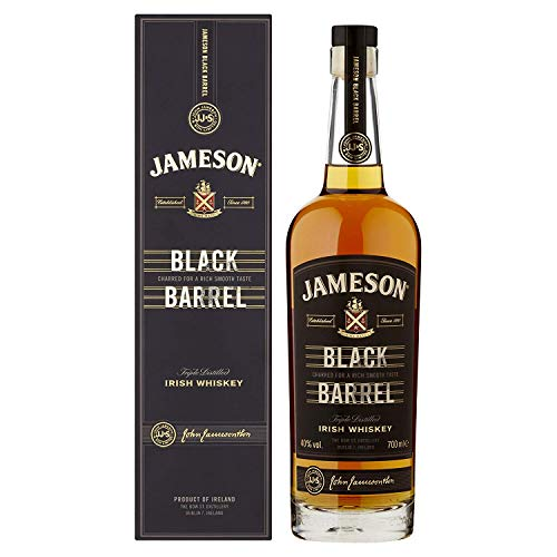 Jameson Black Barrel Whisky Irlandés - 700 ml
