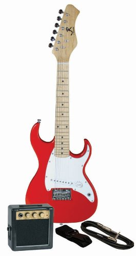 Cheap J. Reynolds Kid s Electric Guitar Prelude Pack - Rockin Red Black Friday & Cyber Monday 2019