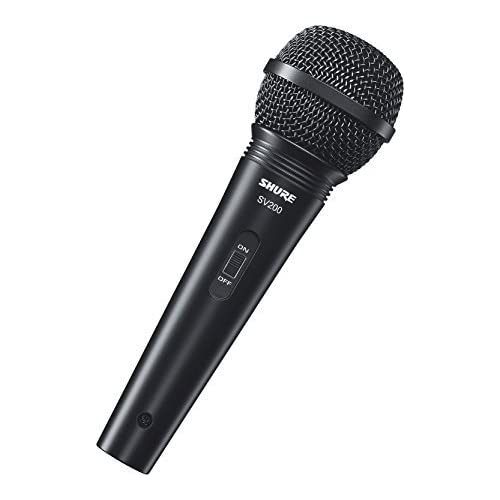 Shure Mic: Buy Shure Mic Online at Best Prices in India - Amazon in