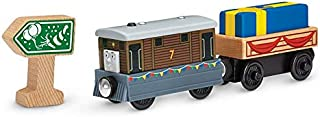 Fisher-Price Thomas & Friends Wood Birthday Surprise Toby Accessory Pack