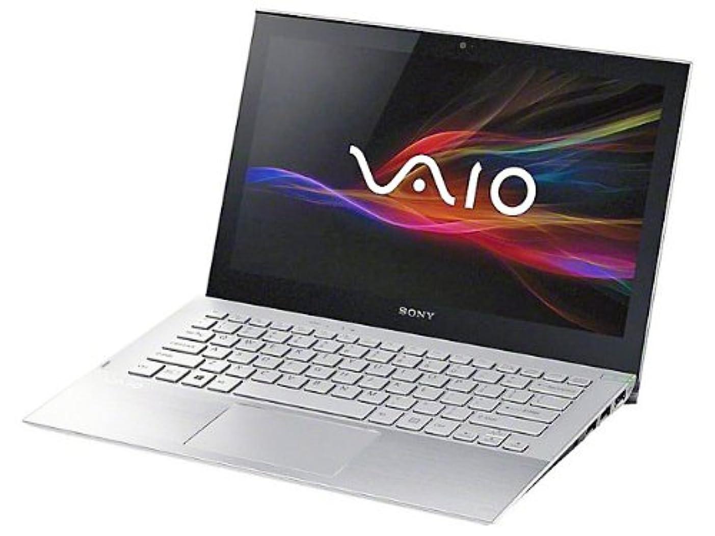 シアーマイクロフォンすべてソニー(SONY) VAIO Pro 11 SVP1121A1J ノートパソコン 11.6型ワイド液晶フルHD シルバー intel Core i5(1.60GHz) メモリー4GB SSD約128GB ドライブ非搭載 Windows8 64ビット Officeなし