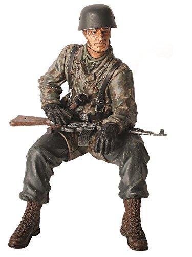 TORRO 222285092 - Obergefreiter Helmut Rossel - 1/16 Figur
