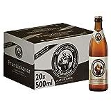 Franziskaner Hell Birra, Bottiglia - Pacco da 20 x 500 ml