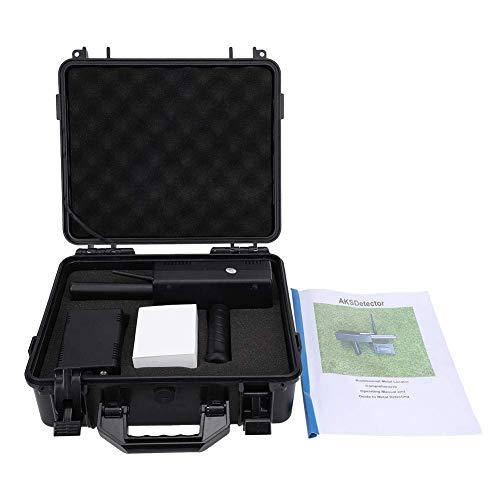 Detector de metales subterráneo profesional Herramientas de detección de cobre/diamante/oro/plata Buscador de...